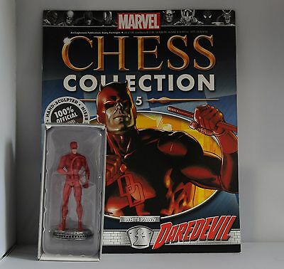 No Magazine DAREDEVIL Eaglemoss Marvel Figure