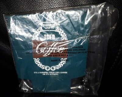Rare Collectable Farmers Union Iced Coffee Fuic Mcdonalds Stubby Holder New