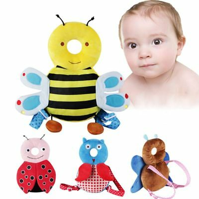 Toddler Baby Head Protective Safety Pads Baby Walkers Head Protection Adjustable