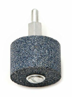 "Forney 60051 Mounted Grinding Stone with 1/4"" Shank, Cylindrical 1.5X1"""