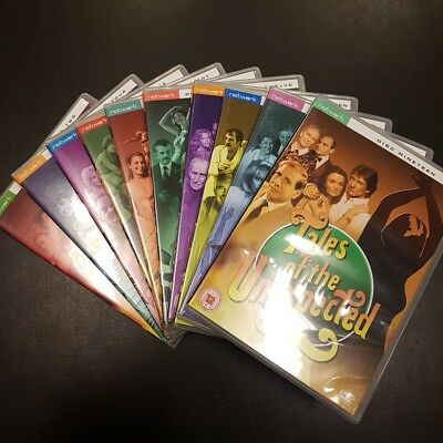 The Tales Of The Unexpected - The Complete Series (DVD, 2008, 19-Disc Set)