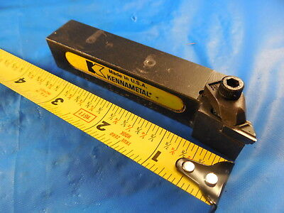 "Kennametal Nell 1205 3/4"" Square Lathe Tool Holder Machine Shop Tooling"