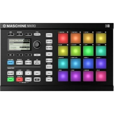 Native Instruments MASCHINE MIKRO MK2 schwarz | Neu
