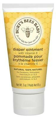 Burt's Bees Baby Bee Diaper Ointment (Baby Wund Pommade), 1er Pack (1 x 85 g)