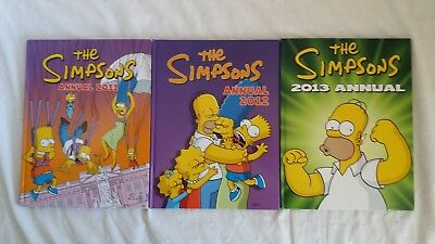 The Simpsons Graphic Novel and Annual Bundle