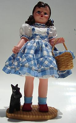 Vintage Madame Alexander DOROTHY WITH TOTO 1999 Figurine With Box WIZARD of OZ