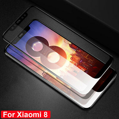 5D Full Cover Screen Protector for Redmi Note5/5 Plus/5A 9H Tempered Glass Film