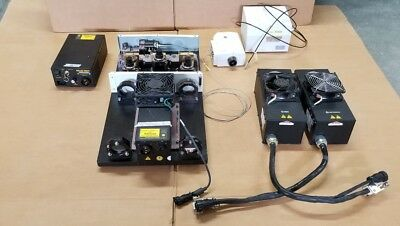 Olympus, Nikon, Zeiss Microscope Confocal System Parts