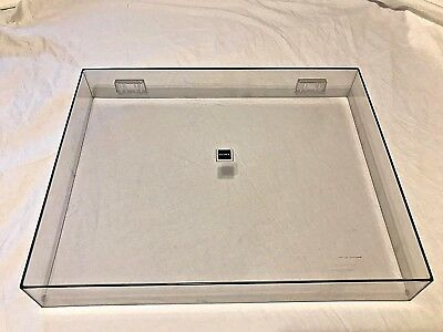 Sony Ps-T25 Turntable  Dust Cover  May Fit Others