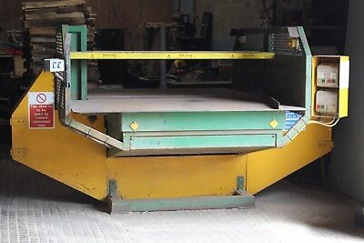 Pallet Dismantler Band Saw Green Machine Pallet Recycling Machine - Fire wood