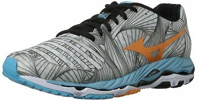 Mizuno Womens Wave Paradox Low Top Lace Up Running Sneaker