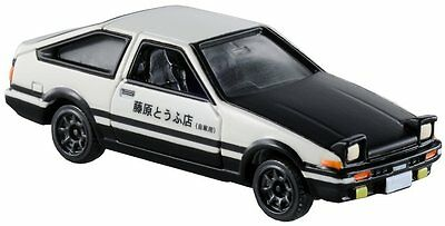 Initial D Toyota AE86 145  Trueno Diecast Takara Tomy Dream Tomica Toy Car JAPAN