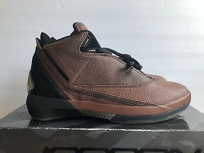 b4472c4dcff Nike Air Jordan XX2 22 Limited Basketball Leather Edition 316238-002 Size 11