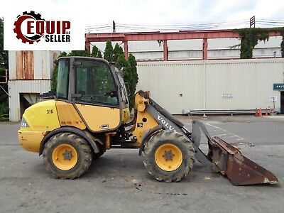 Volvo L25B-P Wheel Loader Skid Steer  -Auxiliary Hydraulics