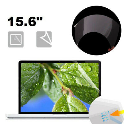 "Anti-Scratch 15.6"" 16:9 Laptop Notebook LCD Screen Protector Film Cover"