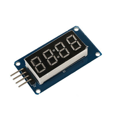 Electronic LED 4-Digit Display Module Circuit Board For Arduino 7 Segment 4 Bits