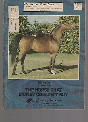 The Arabian Horse Times March 1976