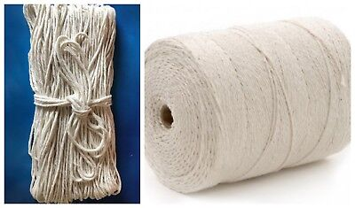 Kitchen Craft Cotton Cooking String Food Safe  2-50m Cookware Tool Prepare Twine