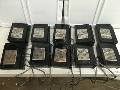 HUGE LOT HID Keypads with Card Readers PinPad Wiegand Reader # 3103550