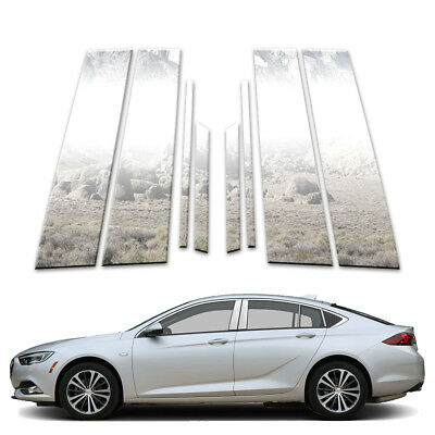 8p Pillar Post Covers fits 2018-2019 Buick Regal Sportback by Brighter Design