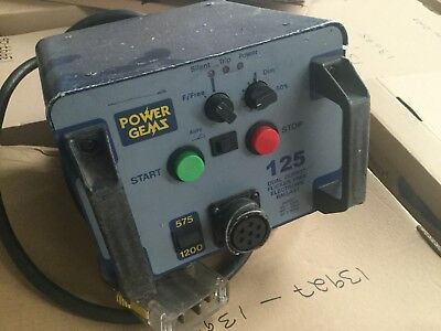 Power Gems Dual Output 575/1200 Flicker Free Electronic Ballast