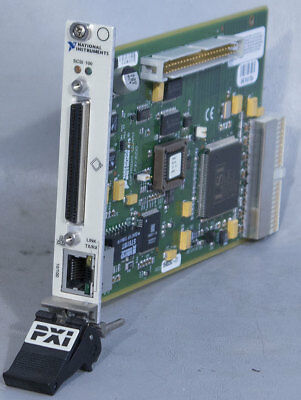 National Instruments PXI-8210 Fast Ethernet/Ultra Wide SCSI Interface Card