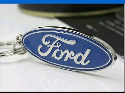 Ford 3D Car Key Chain Keychain Keyfob Keyrings