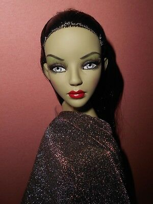 Tonner Absolutely Wicked Witch Nude Doll New W/white Shipper Evangeline