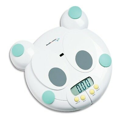 Health O Meter Baby Toddler Scale (HDC100KD-01) White Digital Grow With 2in1