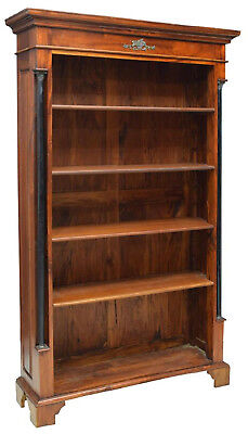 FRENCH EMPIRE STYLE BOOKCASE,  1900s