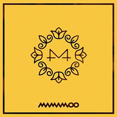 MAMAMOO [YELLOW FLOWER] 6th Mini Album CD+POSTER+Photo Book+Card K-POP SEALED