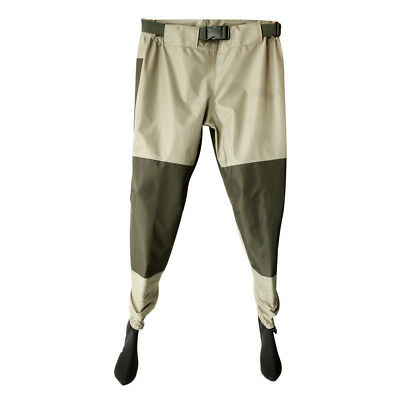 Waterproof Coarse Carp Fly Fishing Hunting Lightweight Nylon Chest Waist Waders