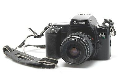 Canon EOS 1000 FN mit Canon Zoom Lens EF 4-5,6/35-80mm