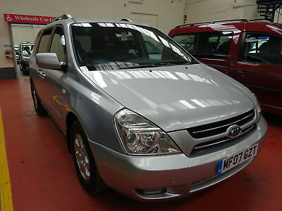 07 Kia Sedona    Wheelchair Adapted Disabled Vehicle