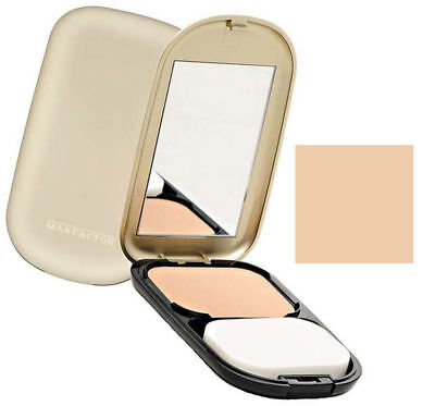 Max Factor Facefinity Compact Grundierung Foundation Porcelain 01