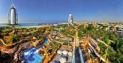 Wild wadi Adult 2019 Bogof e-voucher - Entertainer Dubai