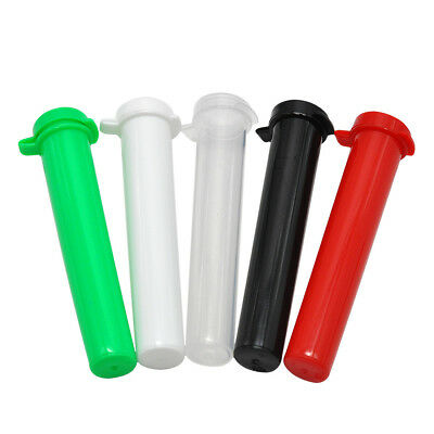 3pcs 95MM Doob Tube Vial Waterproof Airtight Smell Proof Odor Sealing Container