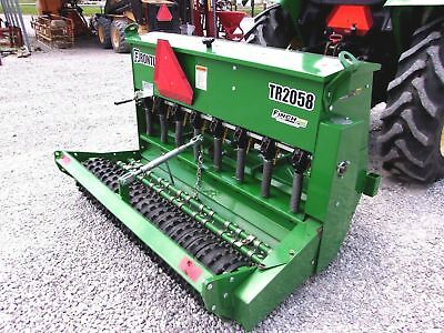 John Deere Frontier TR 2058 Power Seeder-Overseeder --Can ship fast and cheap!