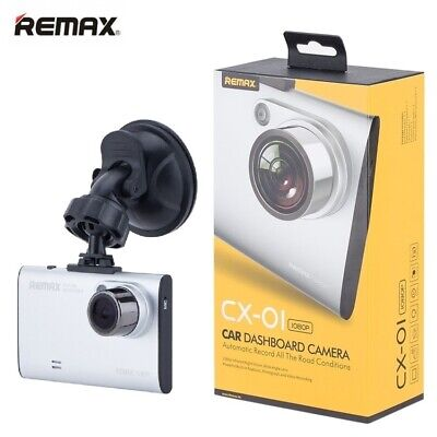 REMAX Dash Cam Full HD 1080P Driving Video Recorder 2.7'' LCD Display UK Seller
