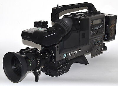 JVC KY27B 3 CCD Professional Video Camera *Used, Power-On Tested*