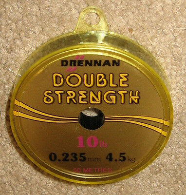 Drennan Double Strength Line 10lb 50metres