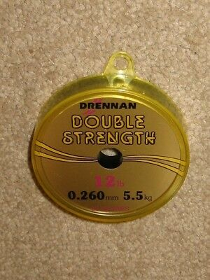 Drennan Double Strength Line 12lb 50metres