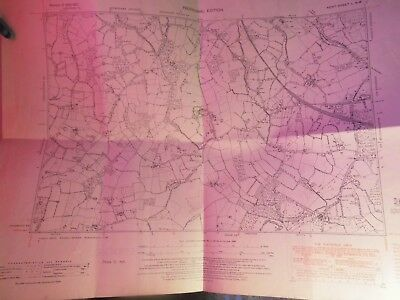 Hildenborough-Southwood Park Studied-Charcott-Kent-Unique Planner Map 1866-1950