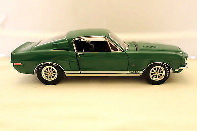 GMP 1/18 1968 Shelby Mustang GT350 Green WT-7081 MIB LE of 438