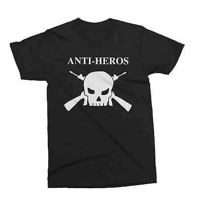ANTI-HEROS - Shirt, Punk, Oi,Skinhead, Boot Boys, Condemned 84, The Bruisers, HC