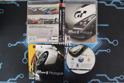 Gran Turismo 5 Prologue, PS3 Tested USED