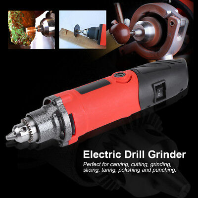 Multi-function 0.5-7mm Electric Die Grinder Engraver Carving Polishing 400W 50HZ