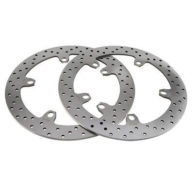 2pcs Front Brake Disc Rotors for BMW R1200R RS RT S ST R1150R RS RT ABS R1100S