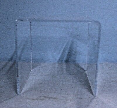 Clear Acrylic Riser Display . 3""