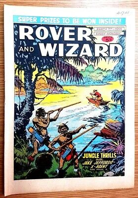 Rover and Wizard 7th March 1964